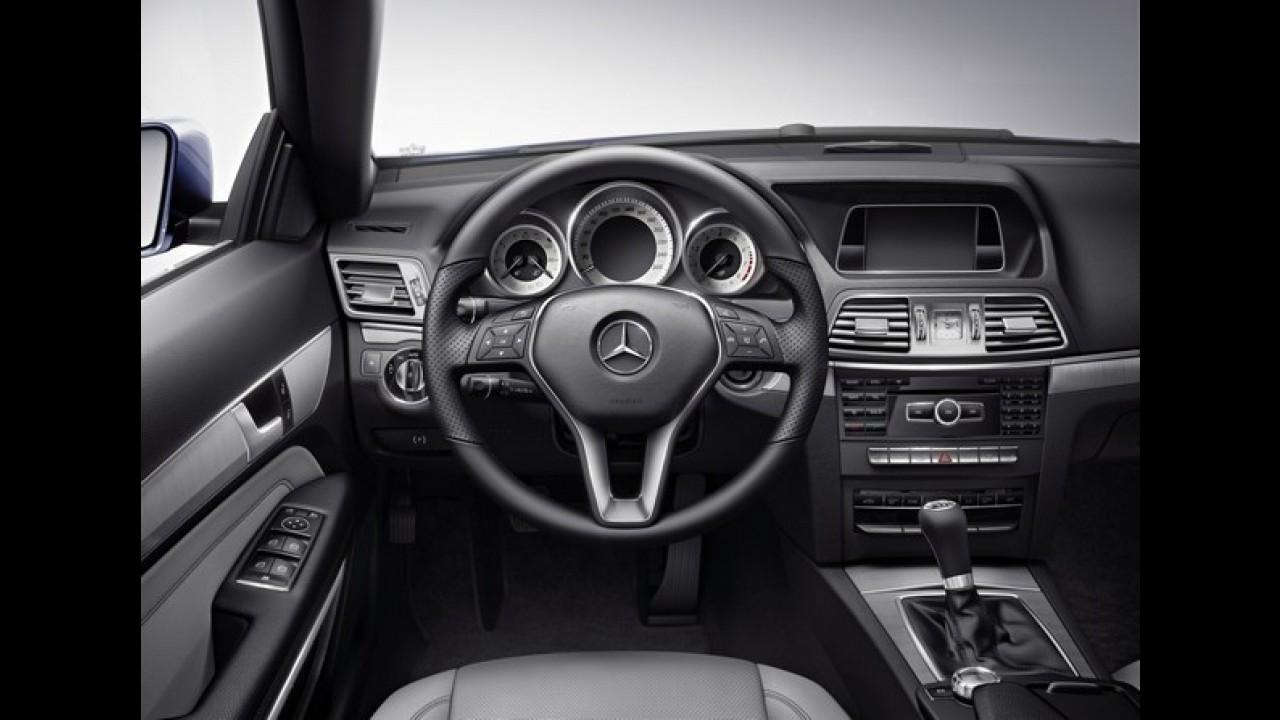 Mercedes Classe E ganhará recursos do novo Classe S