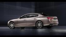 Frankfurt: Maserati Quattroporte veste Ermenegildo Zegna