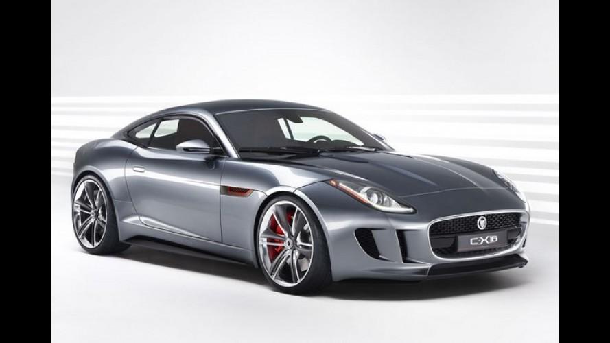 Jaguar trabalha em um F-Type cupê de 700 cv