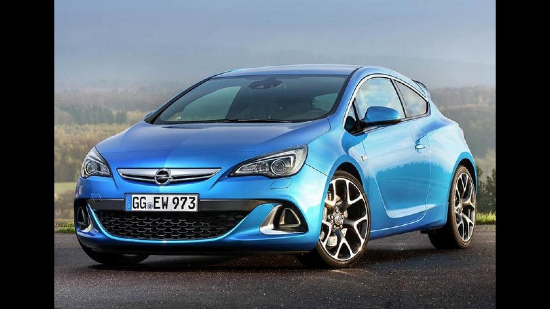 Opel Ja Aceita Encomendas Para O Novo Astra Opc De 280 Cv Na Alemanha