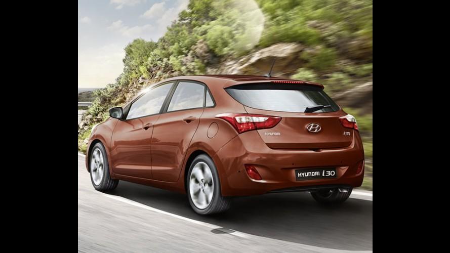 """Novo Hyundai i30 ganha série especial """"Intro Edition"""" na Alemanha"""
