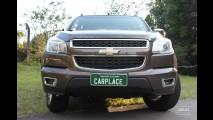 Garagem CARPLACE: Detalhes do visual da Nova Chevrolet S10 2.4 Flex LTZ 2012