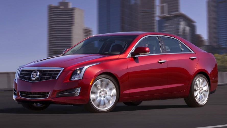 Salão de Detroit: Cadillac revela primeiras imagens e detalhes do novo sedã ATS 2013