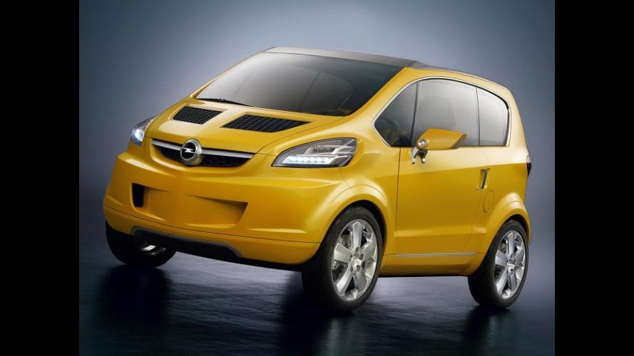 Opel desenvolve modelo de baixo custo para brigar com VW Up! na Europa