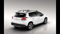 Novo Peugeot 2008 aparece em primeiras imagens oficiais - Modelo será produzido no Brasil em 2014
