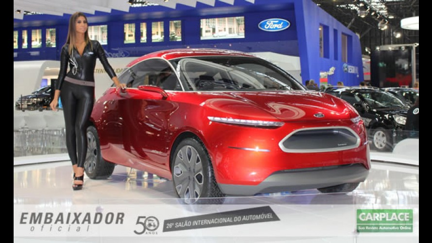 CARPLACE no Salão do Automóvel: Fotos do Ford Start Concept