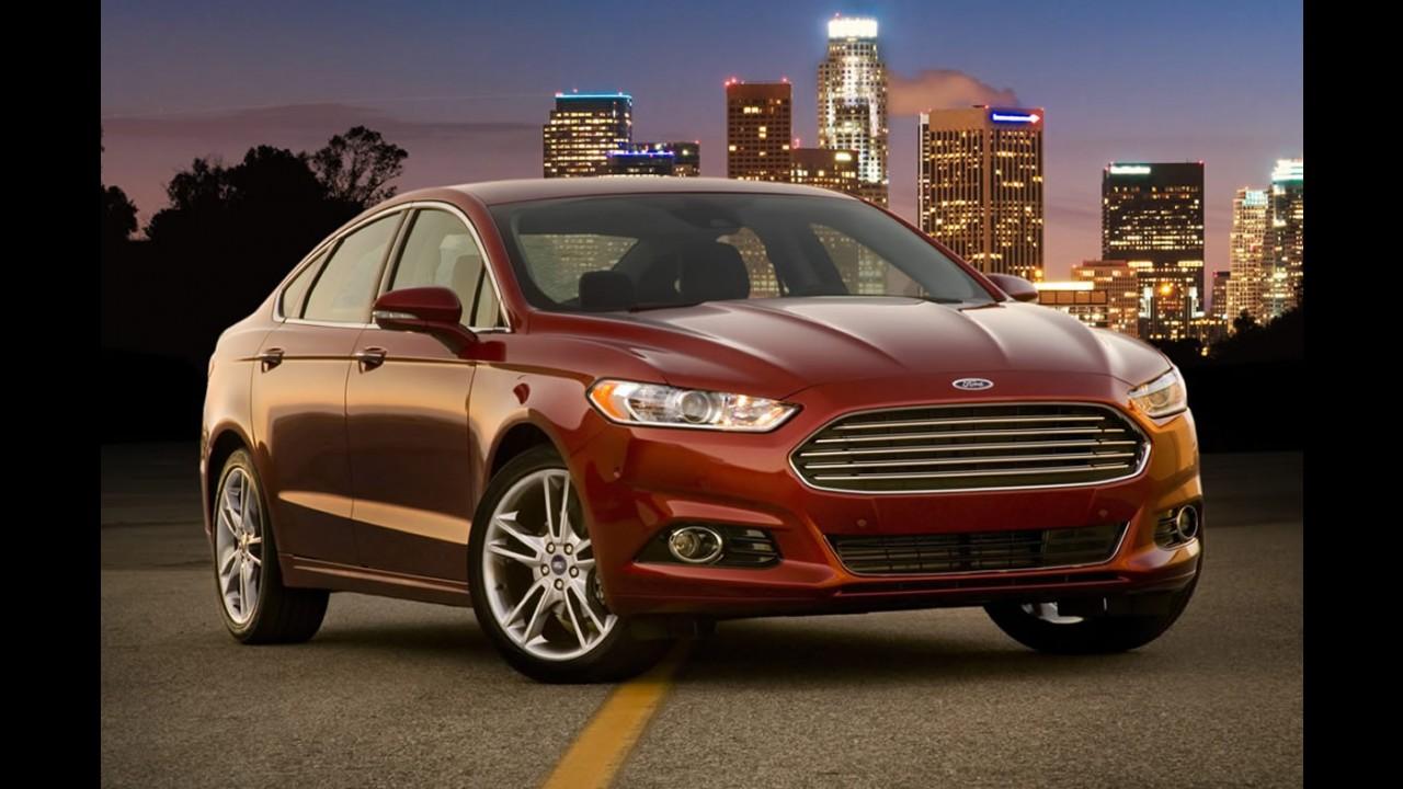Novo motor 1.5 EcoBoost do Ford Fusion rende 180 cavalos