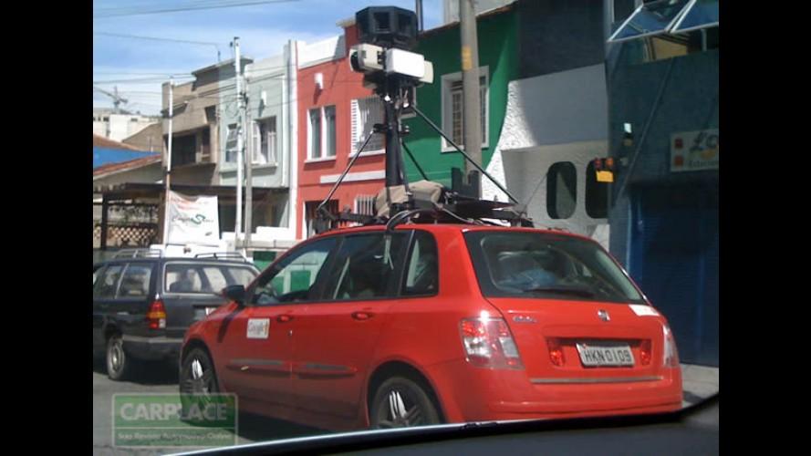 """Cuidado! Dados privados foram """"capturados"""" por carros do Google Street View"""