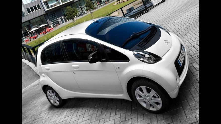 Citroën espera vender 4 mil carros elétricos em 2011