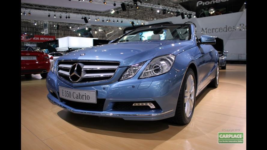 Mercedes registra melhor novembro de sua história; vendas na China crescem mais de 100%