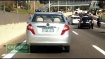 Leitor flagra chinês JAC J3 Sedan em São Paulo