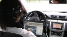 BrainDriver: Dirigindo um carro com o poder da mente - Veja o vídeo