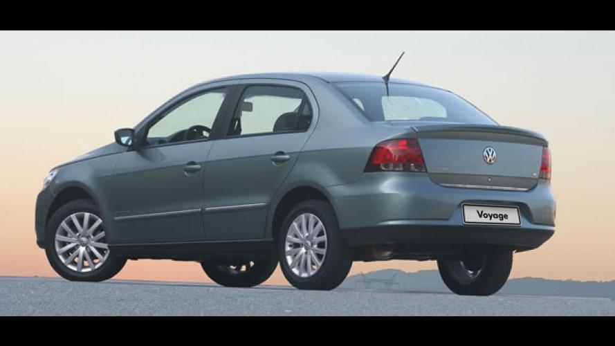 "Volkswagen Voyage será o novo ""Passat"" brasileiro no Iraque"