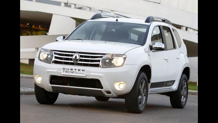 Renault reajusta preços de todos os modelos à volta do IPI - veja tabela