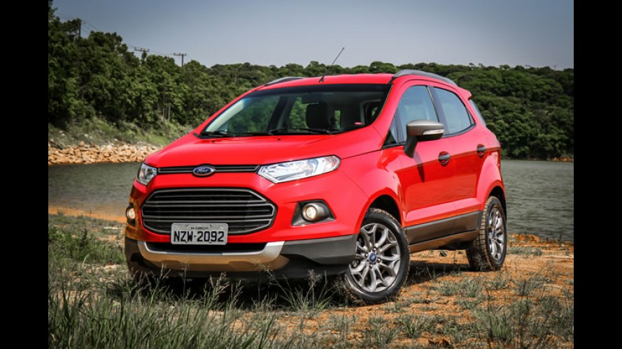 Ford planeja lançar EcoSport no Oriente Médio ainda neste ano