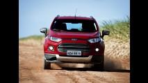 Ford diz que não haverá versão alongada do EcoSport