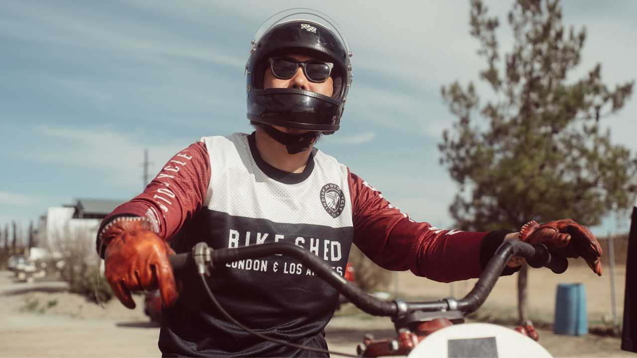 BSMC x Indian Motorcycle MX Jersey