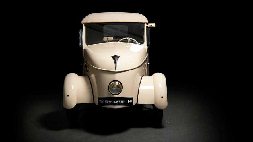 Les électriques, une longue tradition chez Peugeot