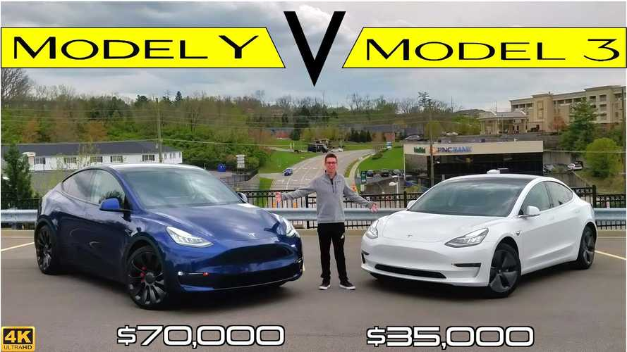 Tesla Model Y Vs Model 3: In-Depth Look At Upgrades & Cost Reduction