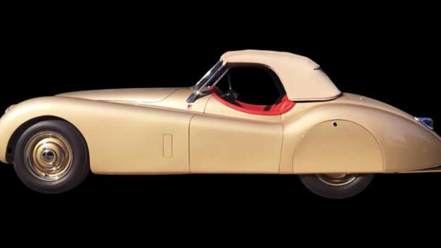 George Barris-customised Jaguar XK120 set for Amelia Island