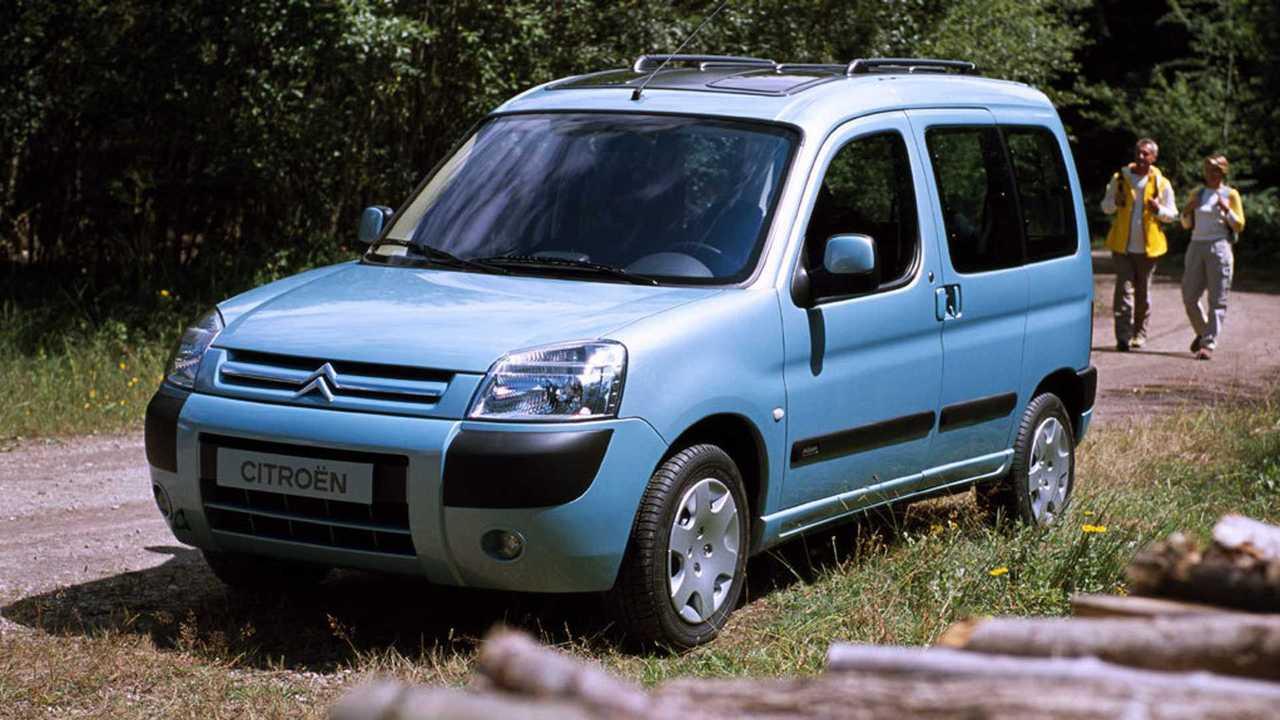 Citroën Berlingo Multispace 2002-2005