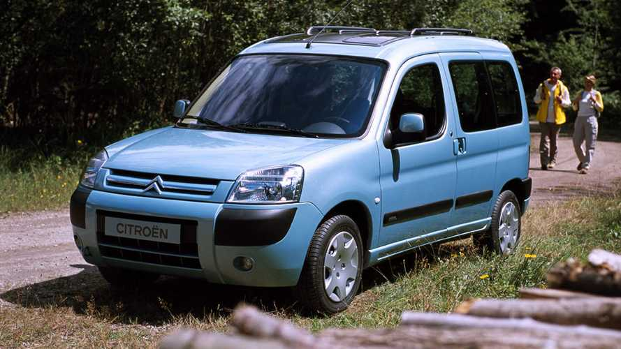 ¡Alucina!: el primer Citroën Berlingo sigue a la venta