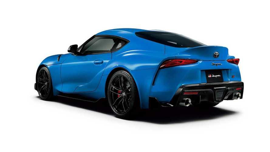 "Toyota Supra RZ ""Horizon Blue Edition"""