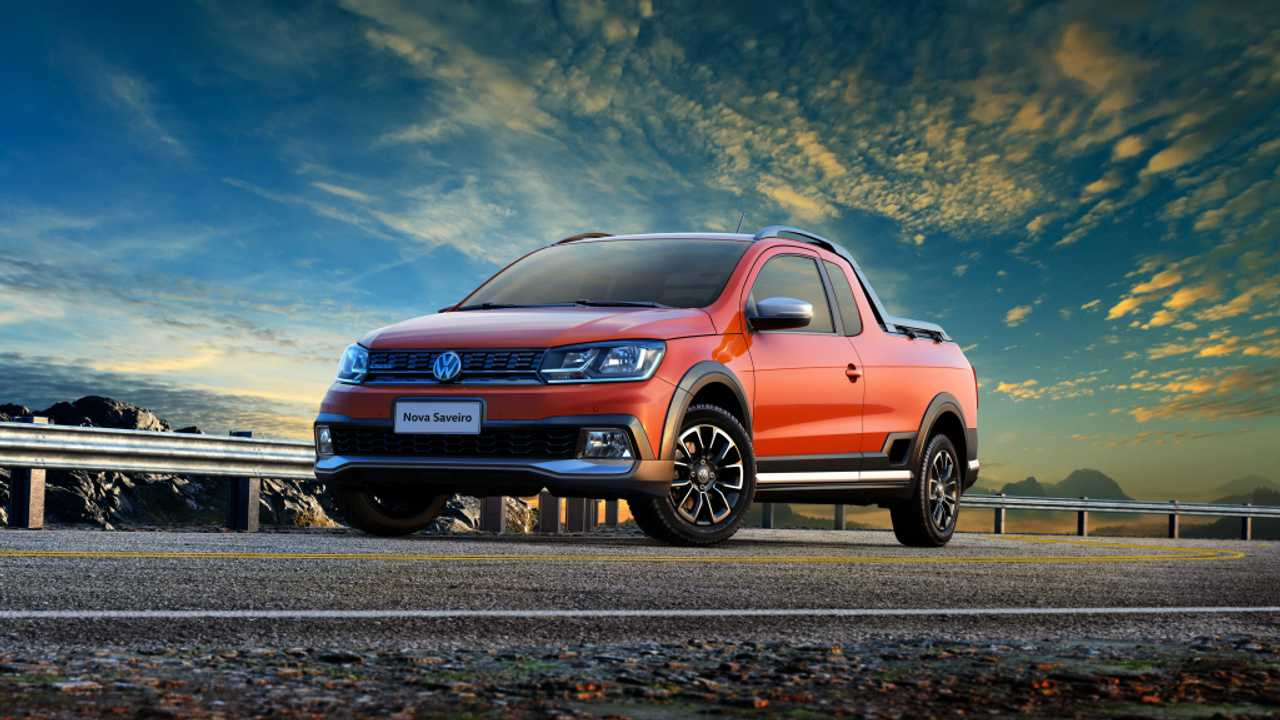 Volkswagen Saveiro / «Баржа»