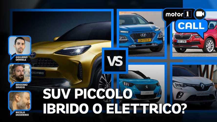 SUV: meglio normale, ibrido o elettrico?