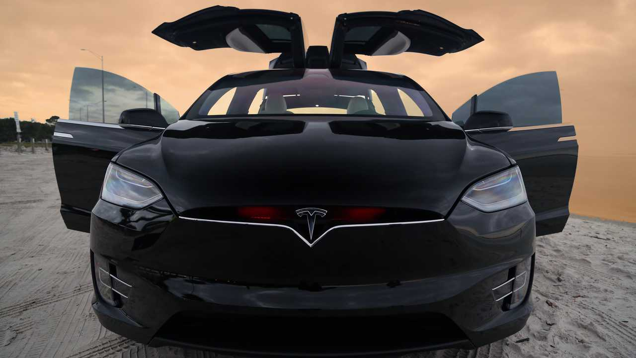 Tesla Model X Dream Giveaway