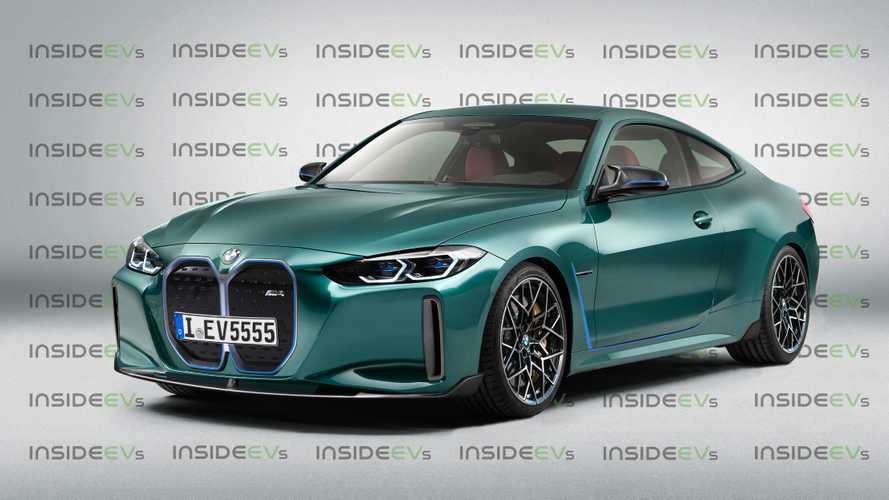 What If BMW Made The M4 Fully Electric And Called It The iM4?