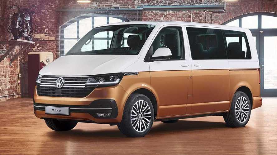 La gama T6 de Volkswagen renueva imagen y argumentos