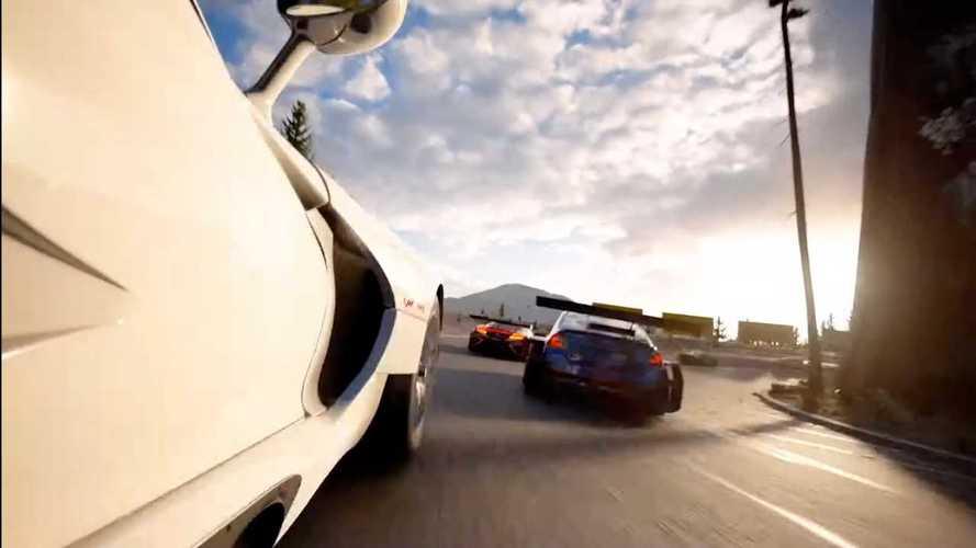 Gran Turismo 7 Trailer, capturas de pantalla
