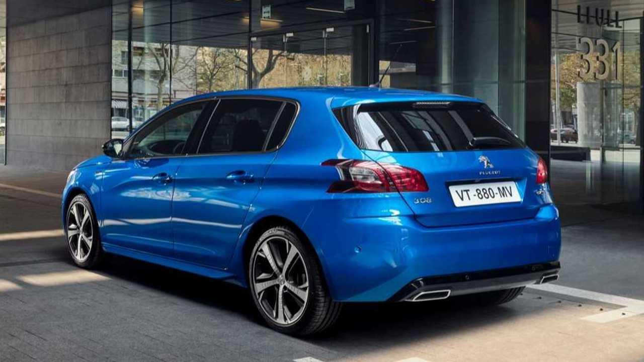 2020 Peugeot 308 Reviews