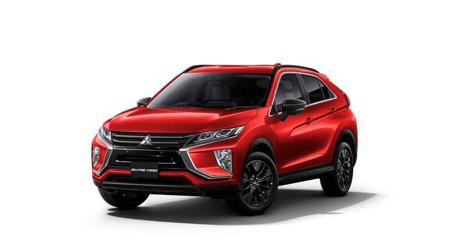 Nuevo Mitsubishi Eclipse Cross Black Edition: más atractivo y conectado