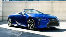 Lexus LC Convertible Regatta Edition
