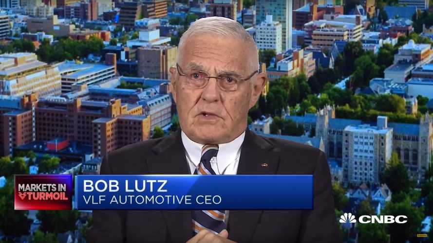 Bob Lutz Comments On 'Mass Hysteria' Surrounding Tesla, Nikola Stocks
