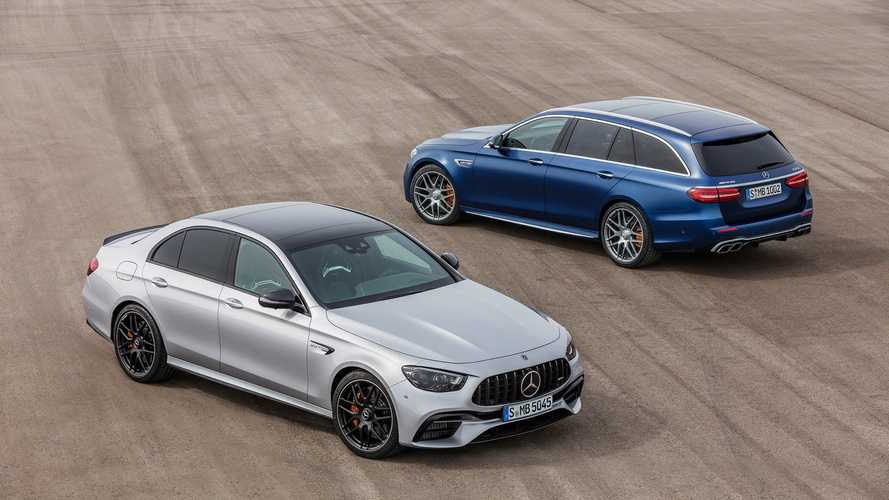 Here's why the new Mercedes-AMG E63 S doesn't have more power