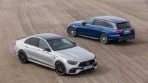 2021 Mercedes-AMG E63 S Sedan