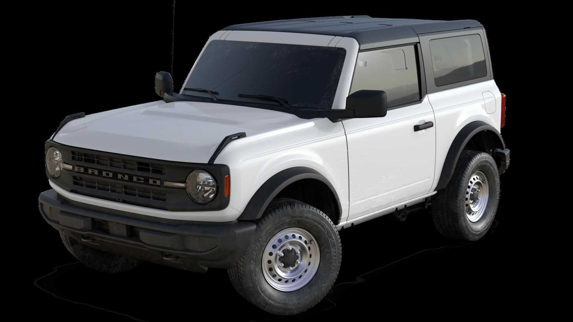 2021 Ford Bronco List Of Dealers That Won T Charge A Markup