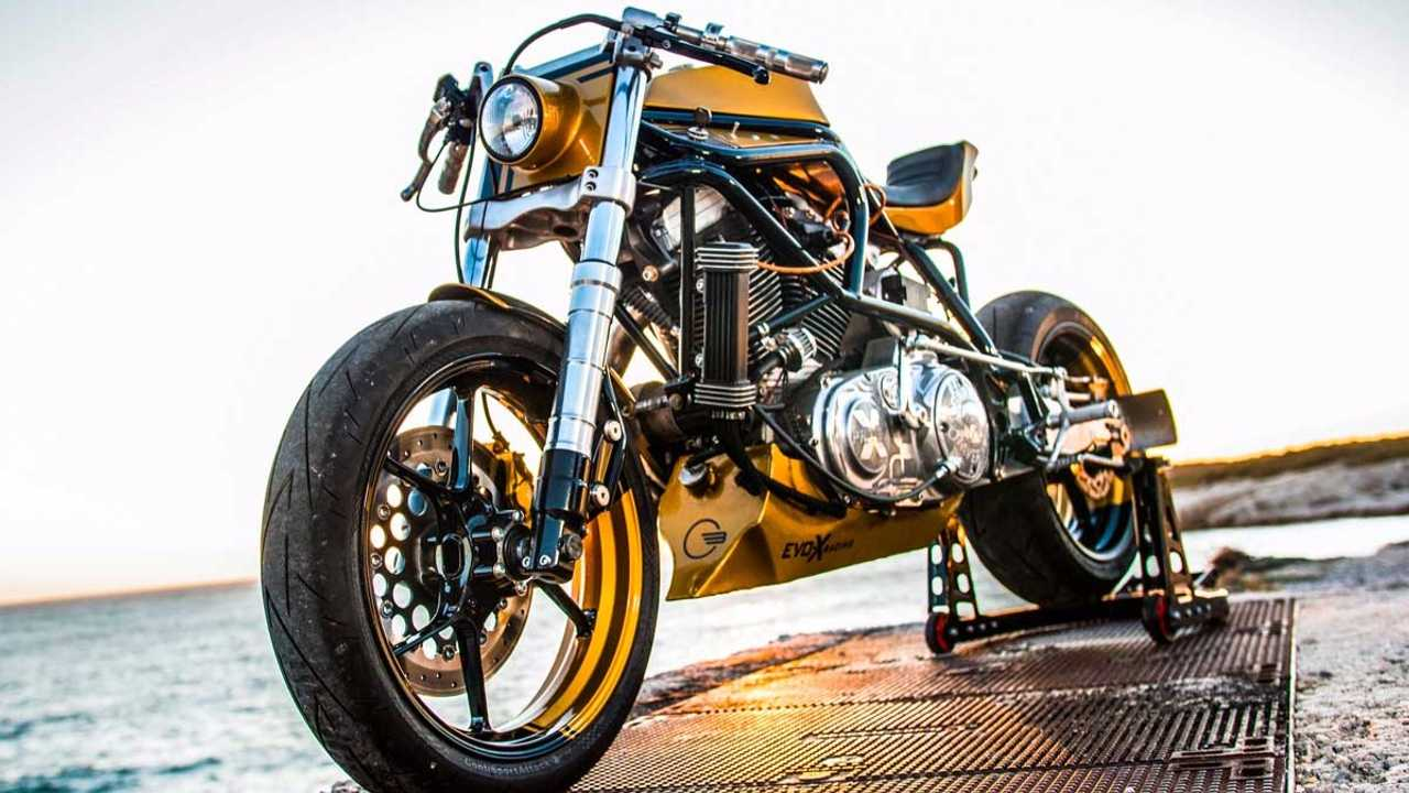 The Project X: Monstrous Buell M2 1200