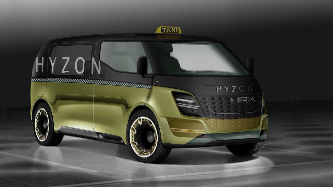 H2X Explains The Renderings, Pateo Kinetic, And Hyzon Motors