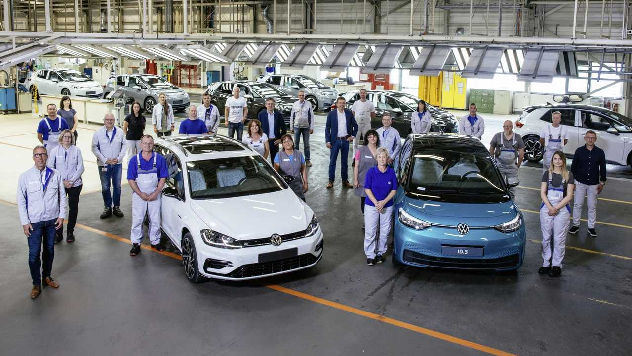 Transformation continuing apace Zwickau car factory to produce only electric models in future