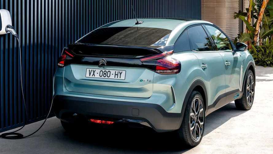 Citroën C4 elétrico chega ao mercado com preço equivalente a R$ 203.000