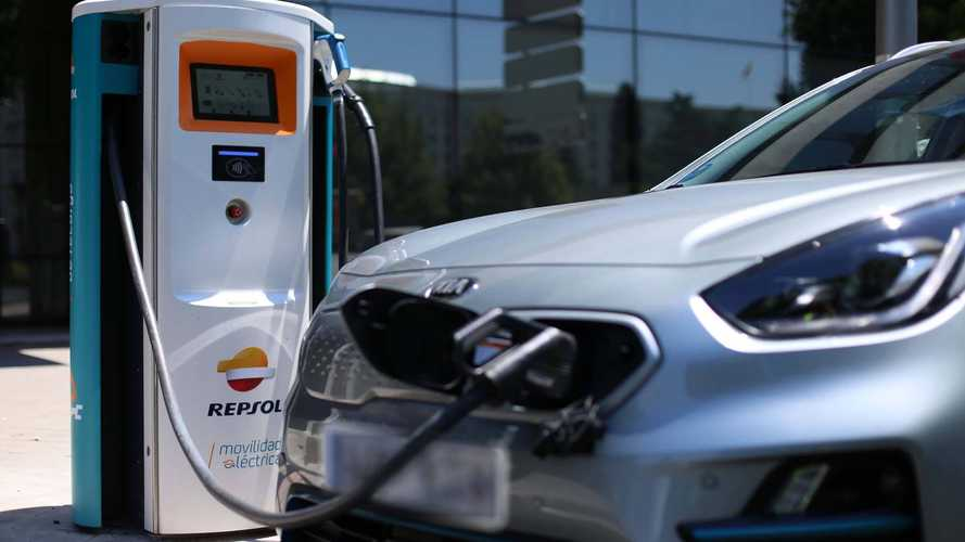 Spain: Kia And Repsol Announce Charging Infrastructure Partnership