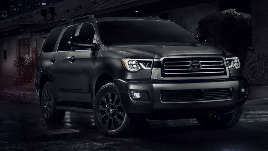 2021 Toyota Sequoia Debuts With Nightshade Special Edition, New Color