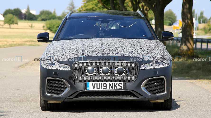 Jaguar XF Sportbrake Facelift
