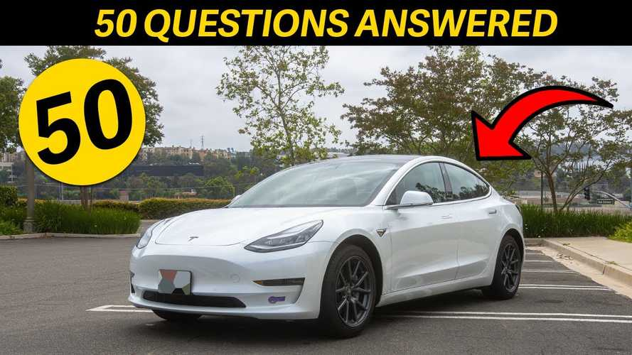 You've Got Tesla Model 3 Questions? We've Got Answers, 50 Of Them