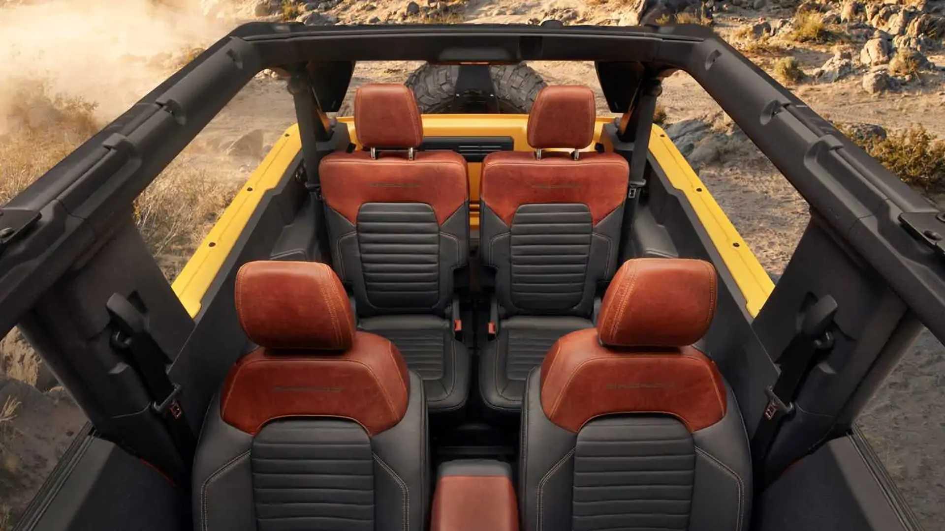 Ford Bronco Deve Enfim Comecar A Ser Produzido No Dia 3 De Maio