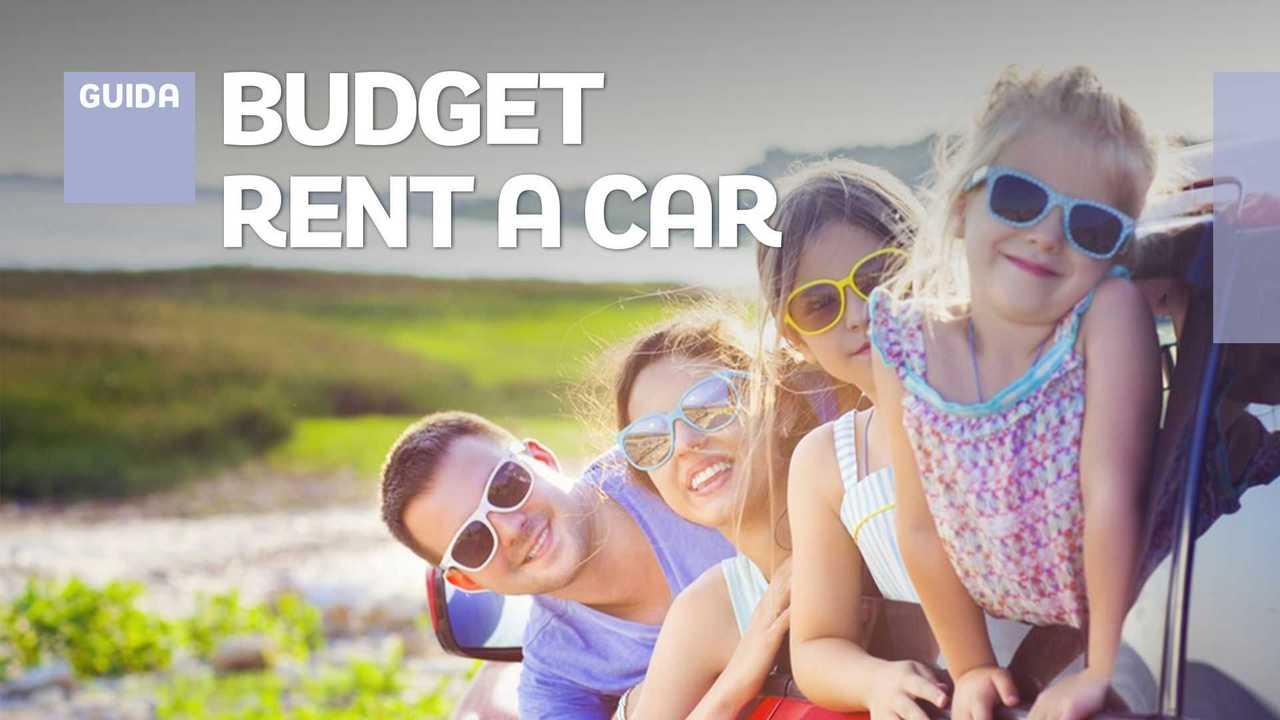 Copertina Noleggio Budget Rent A Car 1